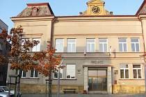 Novopacká radnice.