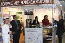 Novopacko na brněnském Regiontouru.