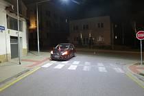 Muž sedl za volant s téměř čtyřmi promile alkoholu v krvi. Nehoda kterou způsobil se naštěstí obešla bez zranění.