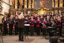 Smíšený pěvecká sbor Foerster vystoupí v kostele sv. Ignáce.