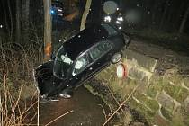 Nehoda seatu na Peckovsku.