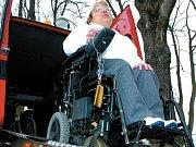 Hledání zaměstnání je pro osoby zdravotně postižené největším a nejobtížnějším handicapem.