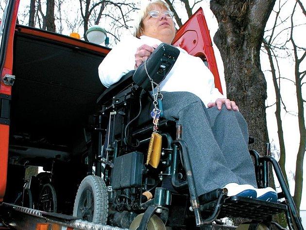 Zvláště handicapovaní mají ztíženou pozici na trhu práce.