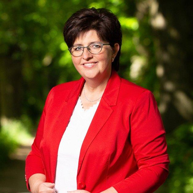 Hana Masáková, starostka Kopidlna