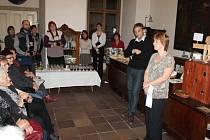 Výstava o koření v jičínském muzeu.