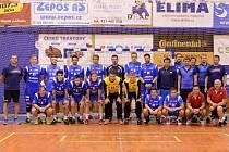 Házenkáři Jičína na turnaji Kers Cup 2016.