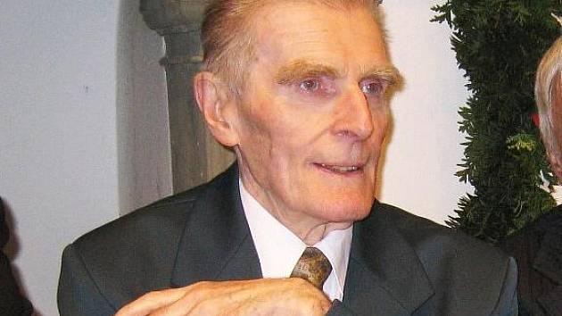 Jičínský historik profesor Robert Kvaček.