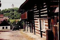Lidová architektura v Sobotce