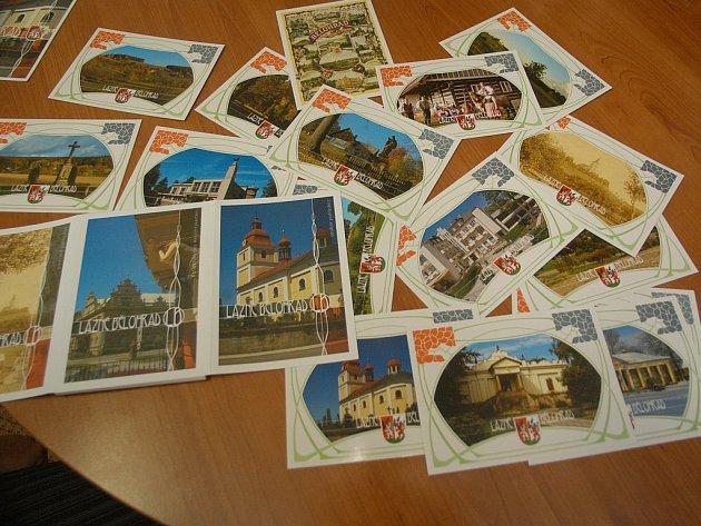 Pohlednice města vydala  bělohradská radnice.