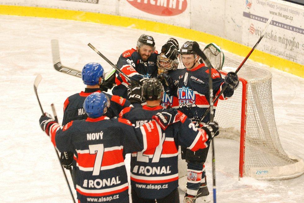 Jičín po přestřelce skolil Turnov v prodloužení.