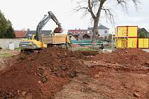 Bělohrad staví novou radnici