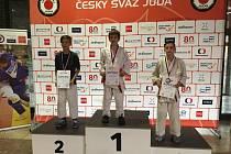 Judisté 1. Venclů – Jičín, 2. Sklenář – Jihlava, 3. Cerman – Turnov.