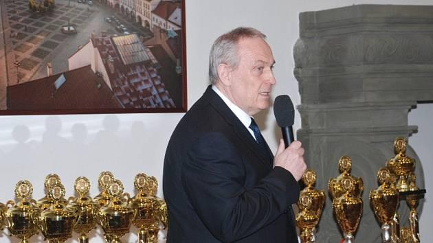 Jičín ocenil nejlepší sportovce za rok 2015.