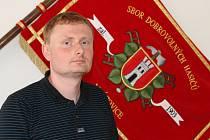 Starosta Mlázovic Tomáš Komárek