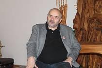 Jan Burian v Libáni.