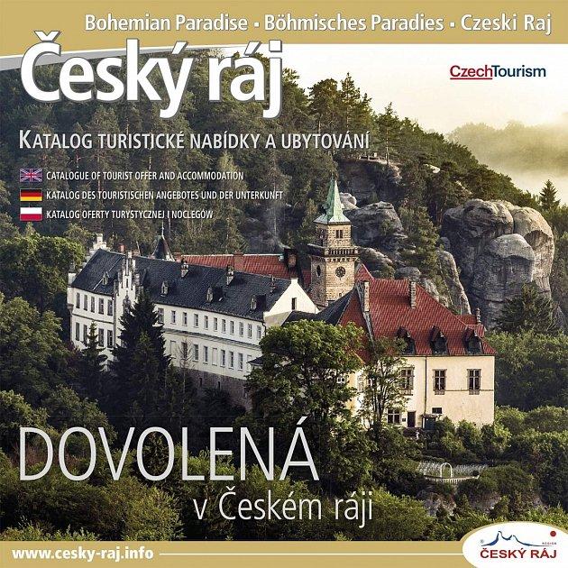 Katalog dovolených vČeském ráji.