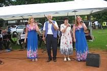 Koncert Táboranky v Radimi.