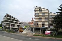 Výstavba hotelu na Tamlovce.