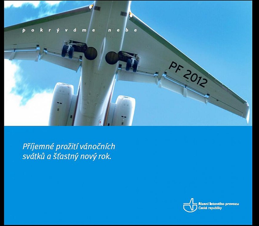 Řízení letového provozu.