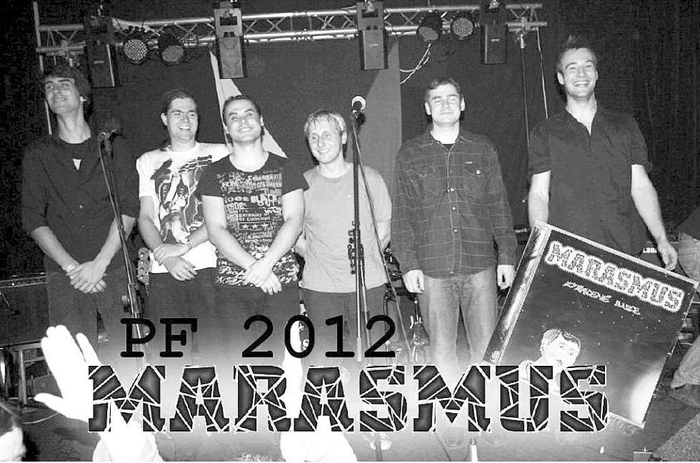 Skupina Marasmus.