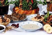 Jaké dobroty vařily babičky v období Vánoc?