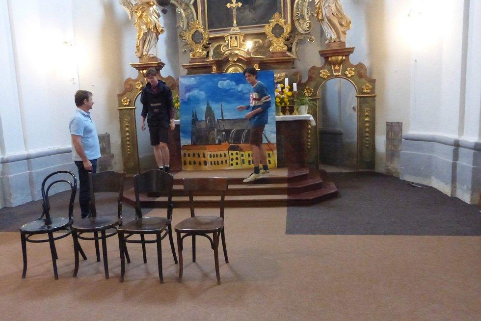 Divadelní představení v kostele? V Železnici žádný problém!