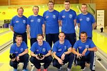 REPREZENTACE mužů na mistrovství světa v německém Dettenheimu.