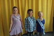V Ostružně se předškoláci rozloučili se svou mateřinkou