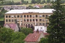 Hořická Střední zemědělská škola.