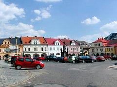 Parkování na náměstí už zadarmo nebude