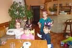 Okno do srdce Hořice: setkání rodin na horách.
