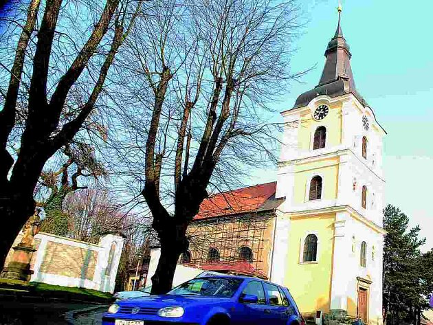 Kostel Panny Marie de Salle v Jičíně.