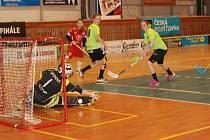 Utkání FBK Jičín – Sokol Brno Židenice Florbal.com.