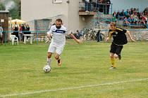 Utkání 1.A třídy SK Sobotka - FK Černilov.