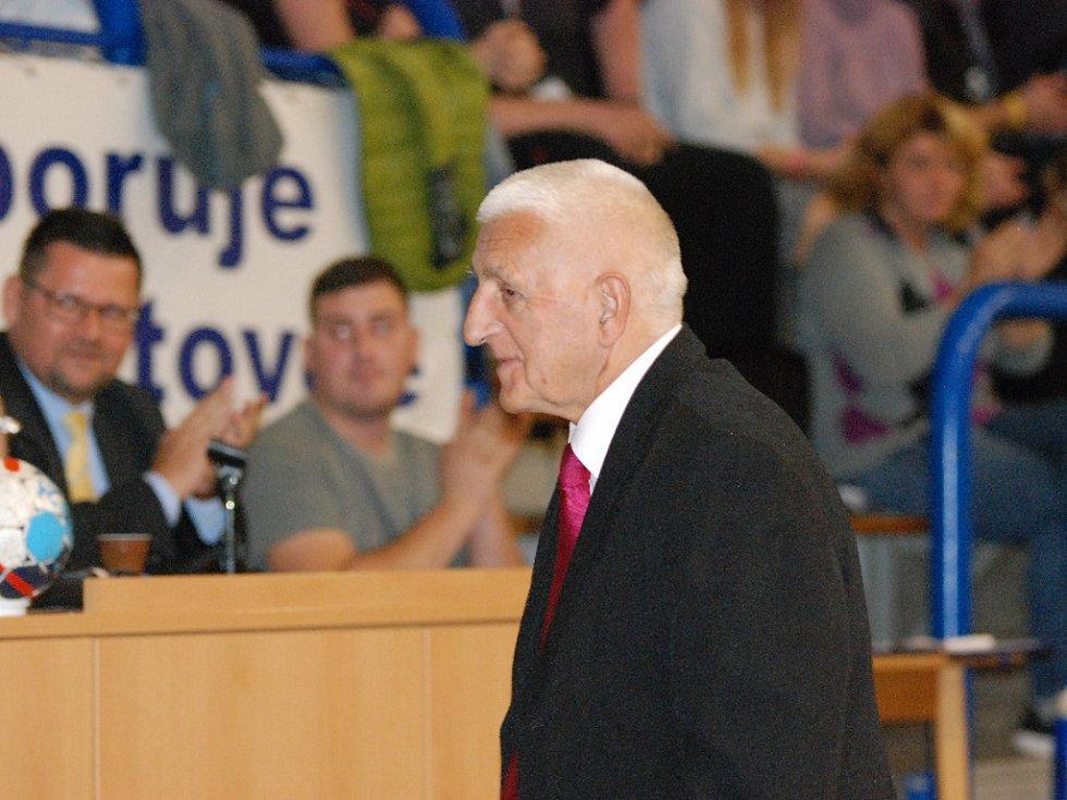 Extraliga házenkářů: HBC Ronal Jičín - HC ROBE Zubří.