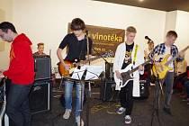 Hořická školní kapela Bassilur.