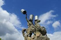 Sochu v Miletíně poničili vandalové.