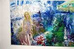 Z výstavy Salabových obrazů.