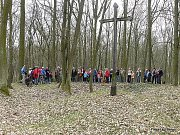 Po stopách zmizelé osady Bližkov.