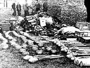 Vzpomínkové akce v Hořicích k výročí osvobození.