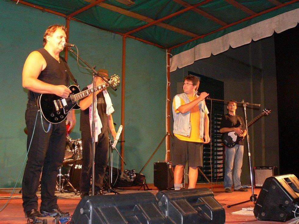 Koncert Jiří Schelinger Revivalu.