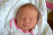 Tereza Pecáková přišla na svět 22. února s mírou 49 cm a váhou 4,2 kg. Z prvního přírůstku do rodiny mají radost Pavla a Pavel Pecákovi ze Třtěnice.