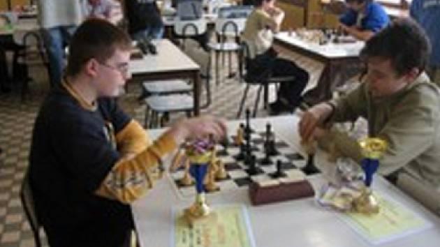Hořický šachista Jaroslav Flašar.