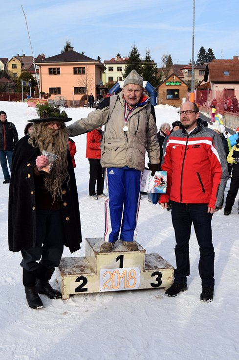 Zimní sportovní hry seniorů 2018