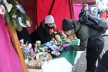 Novopacké vánoční trhy.