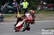 Závod historických motocyklů a sajdkár v Branné.