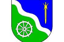 Obecní znak Bystřice.