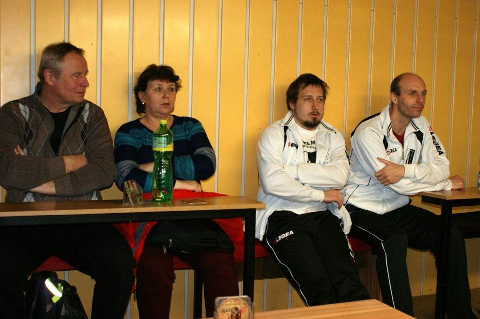 Z kuželkářského mistrovství Královéhradeckého kraje v Rychnově nad Kněžnou.
