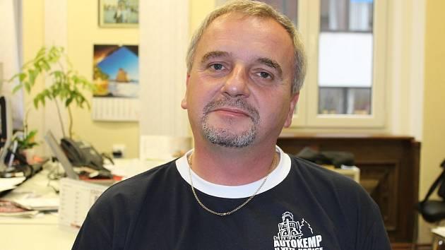 Martin Sodomek,  Hořice, člen prezidia Autoklubu ČR