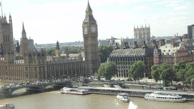 Londýn. Ilustrační foto.